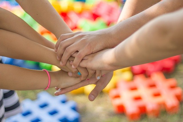 Mary's Musings: New Beginnings – The Power of Togetherness
